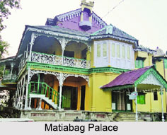 Matiabag Palace, Assam