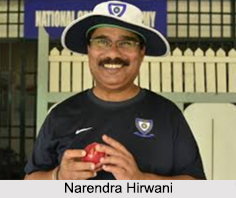 Narendra Hirwani, Madhya Pradesh Cricket Player