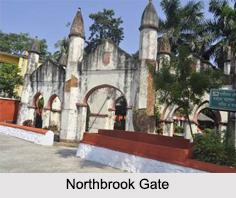 Northbrook Gate, Guwahati, Assam