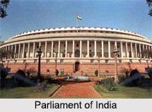 Parliament of India, Constitution of India