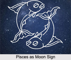Pisces as Moon Sign, Astrology