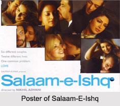 Salaam-E-Ishq, Indian Movie
