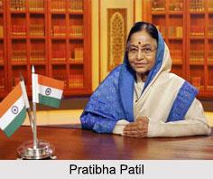 Pratibha Patil, President of India