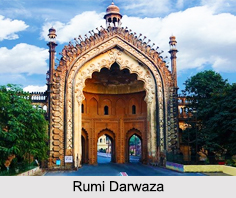 Rumi Darwaza, Monuments of Lucknow