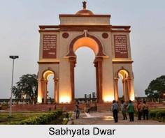 Sabhyata Dwar, Patna, Bihar