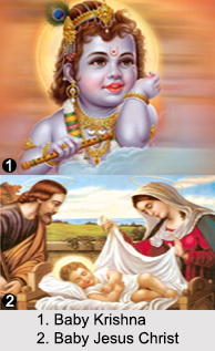 Similarity between Vaishnavism and Christianity
