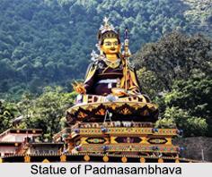 Statue of Padmasambhava, Rewalsar