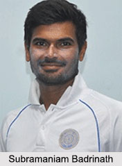 Subramaniam Badrinath, Tamil Nadu Cricket Player