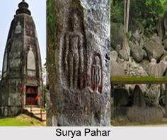 Surya Pahar, Assam