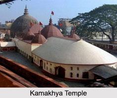 Temples in Guwahati, Assam