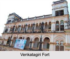 Venkatagiri Fort, Nellore District, Andhra Pradesh