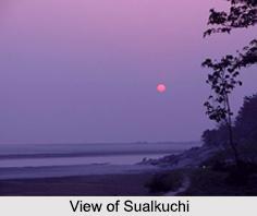 Sualkuchi, Kamrup District, Assam
