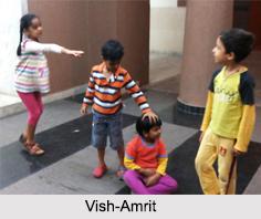 Vish-Amrit, Indian Traditional Game