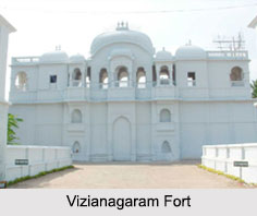 Vizianagaram Fort, Vizianagaram District, Andhra Pradesh
