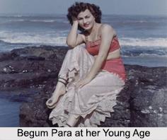 Begum Para, Bollywood Actress