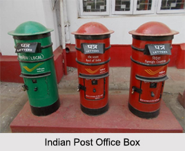 Indian Postal Service, Indian Communications