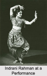 Indrani Rahman, Indian Classical Dancer