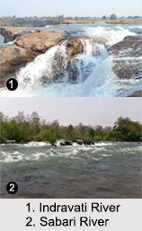 Tributaries of River Godavari, Indian River
