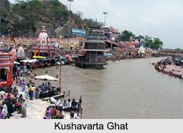 River Ghats in Haridwar