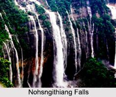 Waterfalls of Meghalaya