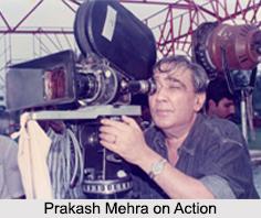 Prakash Mehra, Indian Movie Director