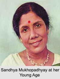 Sandhya Mukhopadhyay, Indian Singer