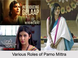 Parno Mittra, Bengali Actress