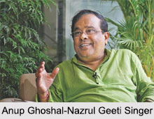 Nazrul Geeti, Traditional Indian Music