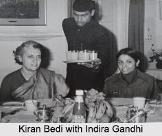 Kiran Bedi, Indian Politician