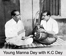 Manna Dey, Indian Singer