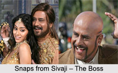 Sivaji - The Boss, Indian Movie