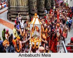 Ambubachi Mela, Kamakhya Temple