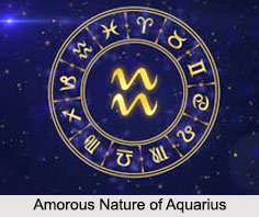 Amorous Nature of Aquarius, Zodiacs