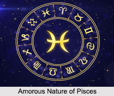 Amorous Nature of Pisces, Zodiacs