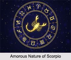Amorous Nature of Scorpio, Zodiacs