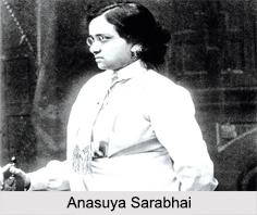 Anasuya Sarabhai, Indian Social Reformer