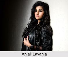 Anjali Lavania, Indian Model