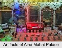 Aaina Mahal, Bhuj, Gujarat