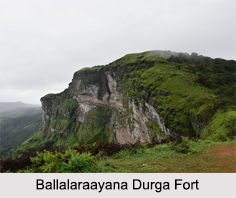 Ballalaraayana Durga Fort, Karnataka