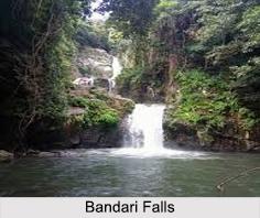 Bandari Falls, Garo Hills, Meghalaya