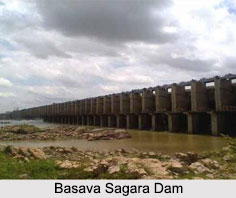 Basava Sagara Dam, Karnataka