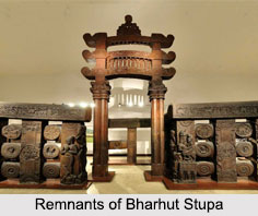 Bharhut Stupa, Madhya Pradesh