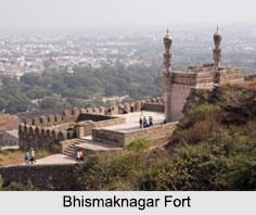Bhismaknagar Fort, Lower Dibang Valley, Arunachal Pradesh