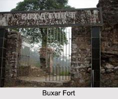 Buxar Fort, Bihar