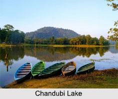 Chandubi Lake, Kamrup District, Assam