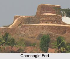 Channagiri Fort, Davanagere District, Karnataka