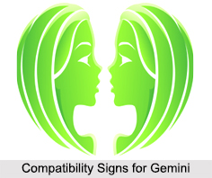 Compatibility Signs for Gemini, Zodiacs