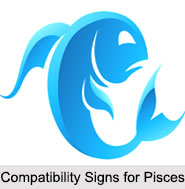 Compatibility Signs for Pisces, Zodiacs