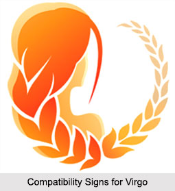 Compatibility Signs for Virgo, Zodiacs