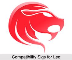 Compatibility Sigs for Leo, Zodiacs